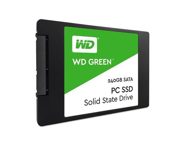 SSD 240GB WD Green 240gb 2,5 sata - wds240g1g0a