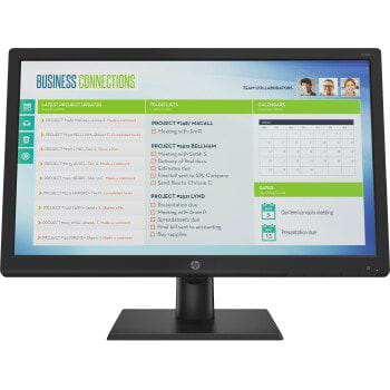 Monitor hp led  v19b 18.5 widescreen - 2xm32aa ac4