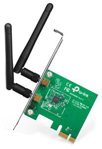 Adaptador PCI Express Wireless N 300Mbps TL-WN881ND