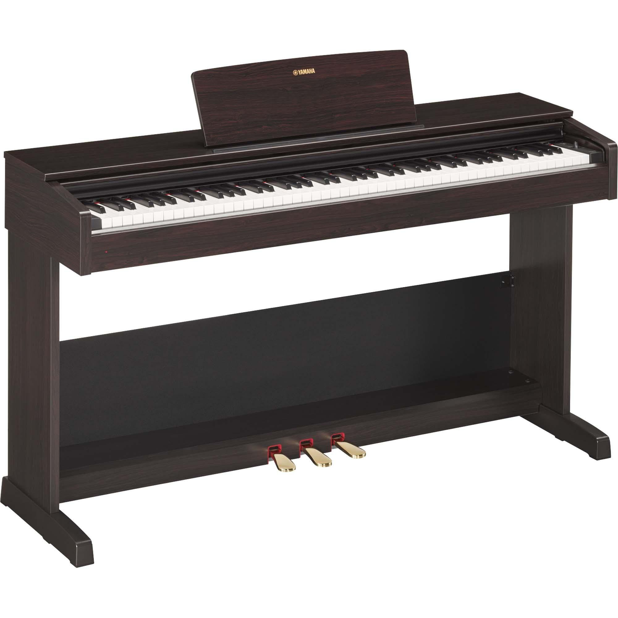 Piano Digital ARIUS YDP-103R Marrom YAMAHA
