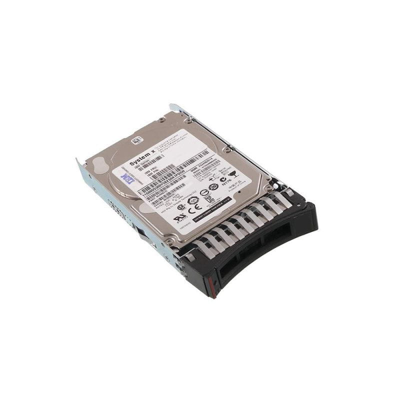 HDD 1,2TB 10K SAS SFF 6GBPS - PART NUMBER IBM: 00AD075
