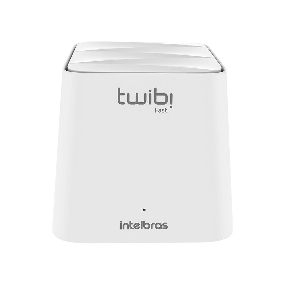Roteador Wireless Intelbras Mesh Twibi Fast Par 4750071