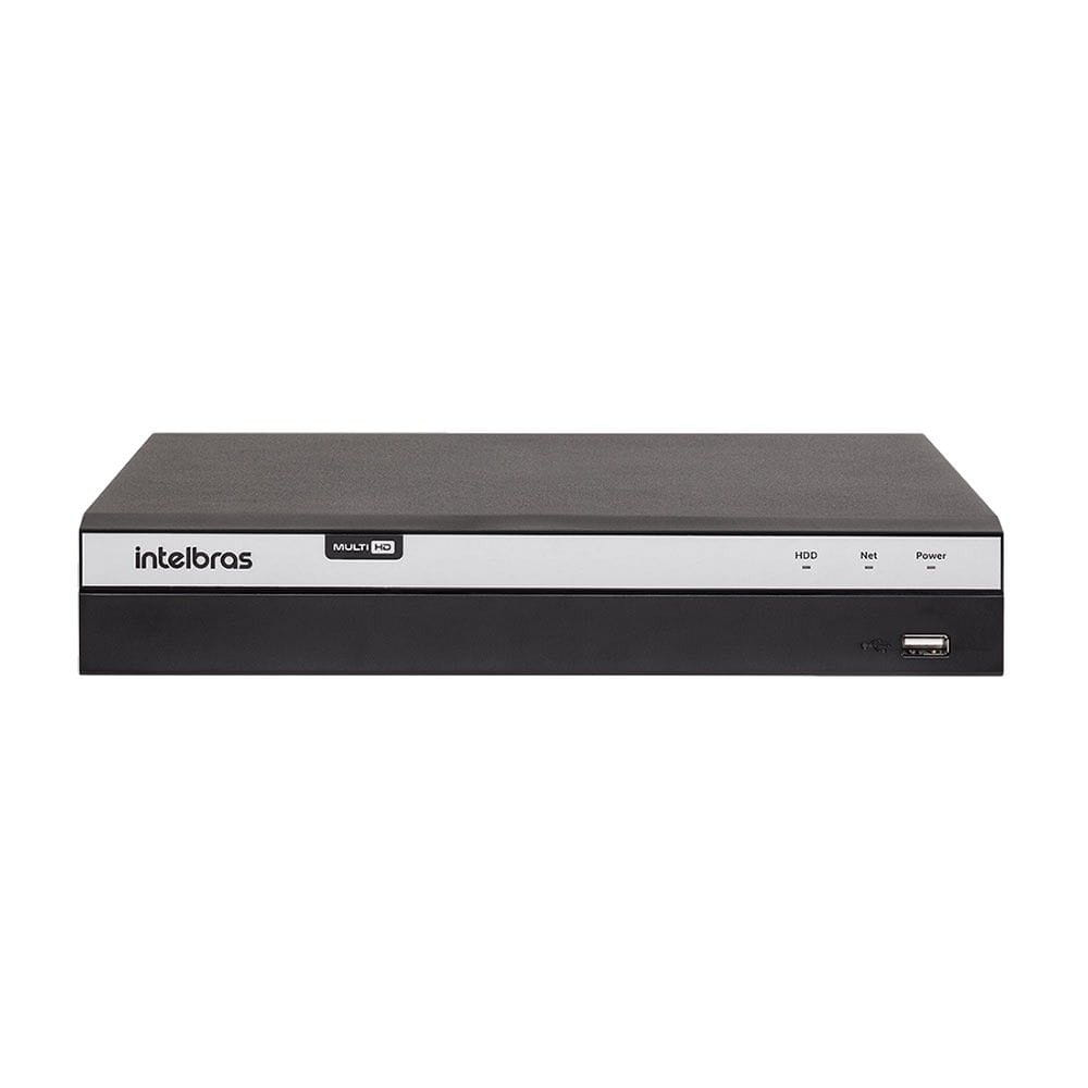 DVR Intelbras Multi HD MHDX 3108 com HD 1TB