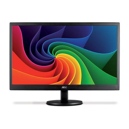 Monitor AOC LED 21.5  (PRETO)