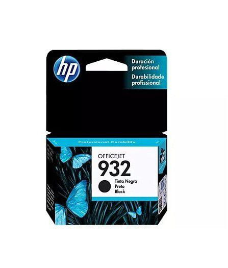 Cartucho de tinta HP - 932 Black