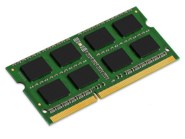 Memoria notebook ddr3 kingston kvr16ls11/4 4gb 1600mhz ddr3l cl11 204-pin sodimm low voltage 1.35v