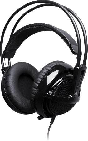 Headset Steelseries Siberia V2 Gaming Preto - 51101