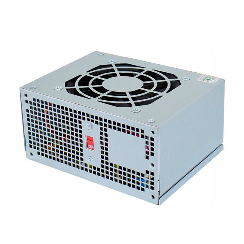 Fonte K-mex Pp200rng Slim Micro Atx 200w Cooler Com Cabo
