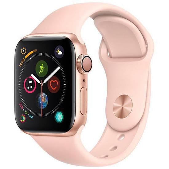 Apple Watch Series 4 40 mm MU682LL/A A1977 – Gold/Pink Sand