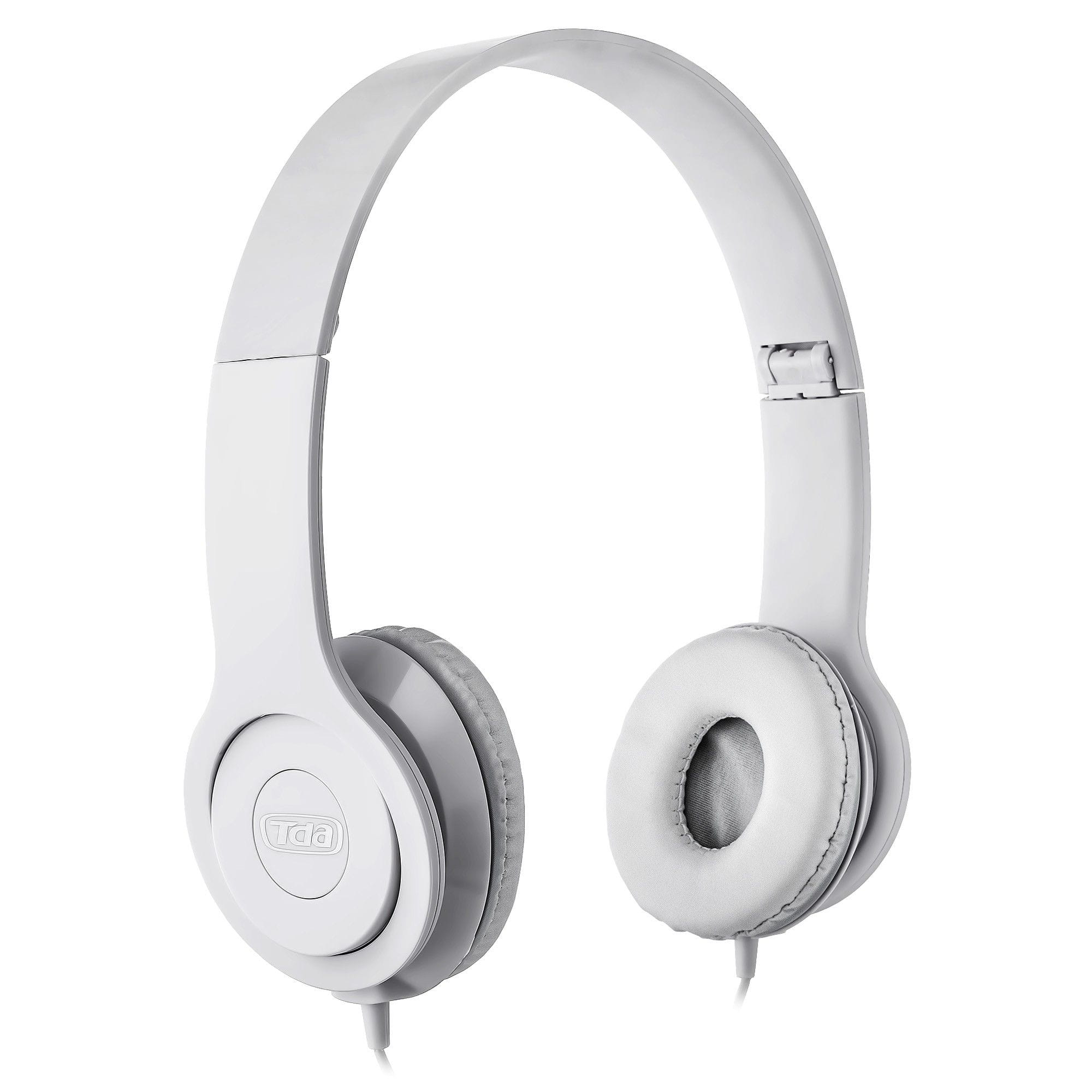 HEADPHONE WHITE PIANO P2 TD-7200 TDA