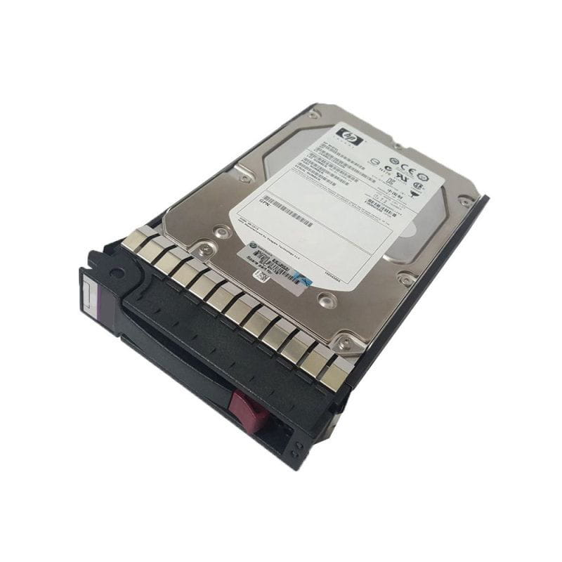 HDD 600GB 15K SAS LFF 6GBPS - PART NUMBER HPE: 516828-B21