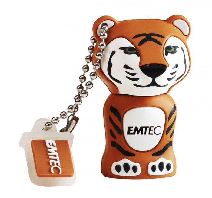 PEN DRIVE JUNGLE 8GB - TIGER