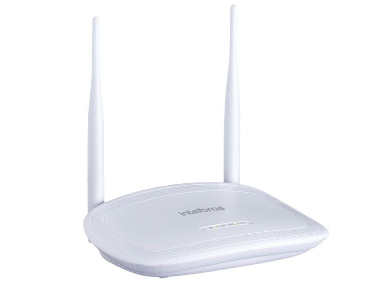 Roteador Wireless Intelbras Inet IWR 3000n 300Mbps - 4750037