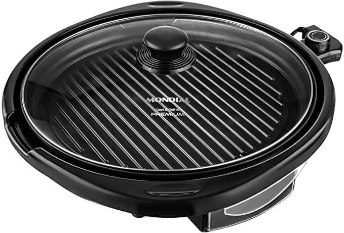 Grill Mondial Cook & Grill 40 Premium G-03 127v