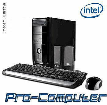 COMPUTADOR INTEL CORE I7 1151 , MEMÓRIA DE 8GB KINGSTON, DISCO RÍGIDO DE 1TB, GRAVADOR CD/DVD±RW
