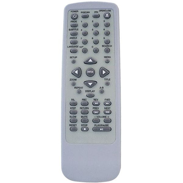 Controle Dvd Vici Rcp-1079