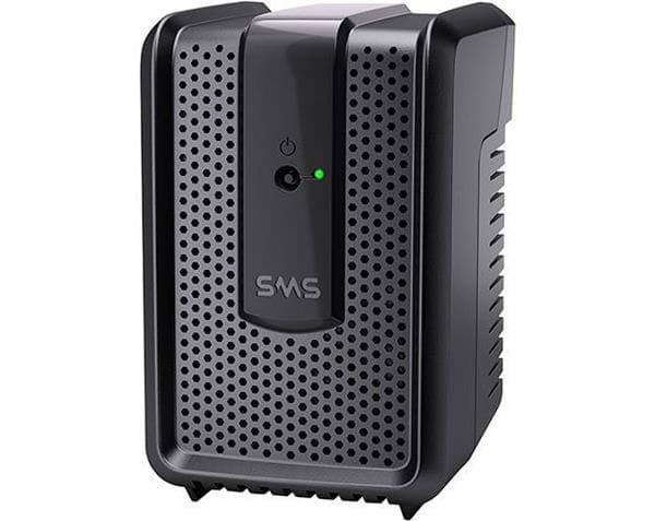 Estabilizador sms revolution speedy ng 500va mono/115v 4 tomadas - 15971