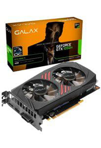 GALAX GeForce GTX 1050 Ti OC