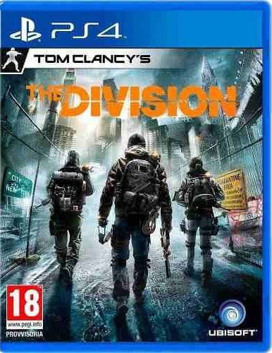 JOGO THE DIVISION TOM CLANCY'S - PS4