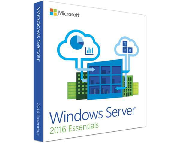 Windows server essentials 2016 64 bits brazilian coem dvd - g3s-01040