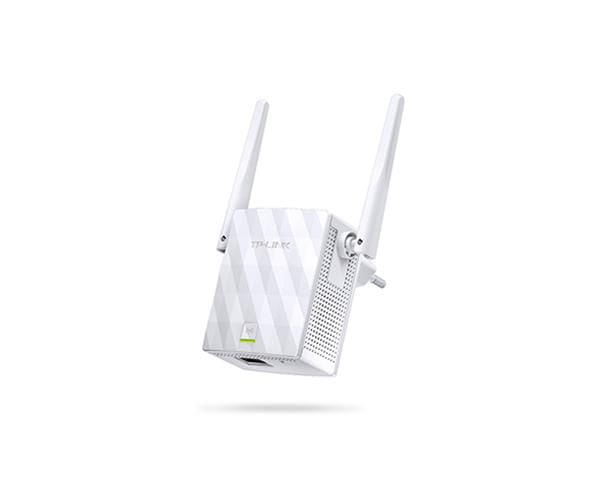 Repetidor tp-link wireless tl-wa855re 300mbps com botao wps