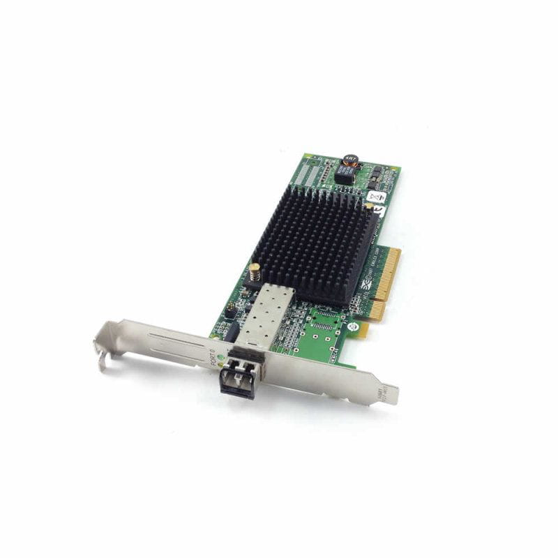 PLACA HBA 1-PORT 8G SFP FH LPE12000 - PART NUMBER DELL: CN6YJ