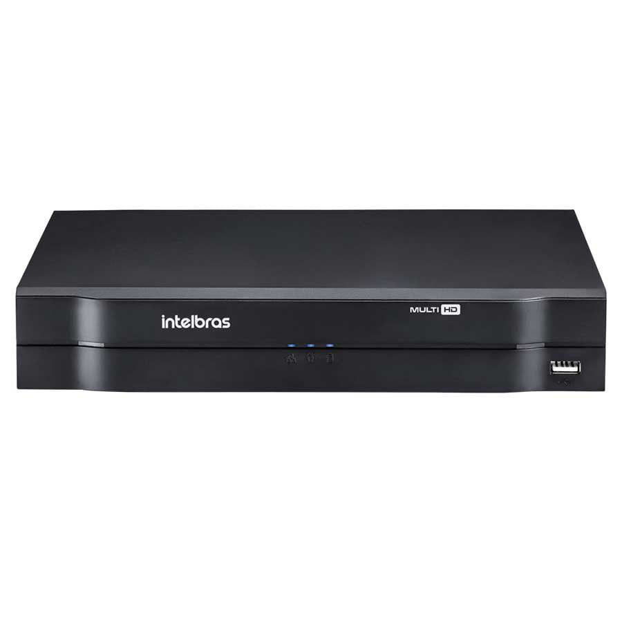 DVR Intelbras Multi HD MHDX 1108 com HD 1TB