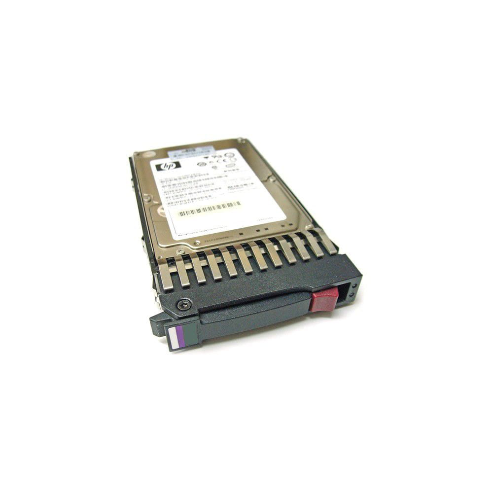 HDD 146GB 10K SAS SFF 3GBPS - PART NUMBER HPE: 418367-B21