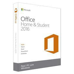 Office Home And Student 2016 Brazilian
