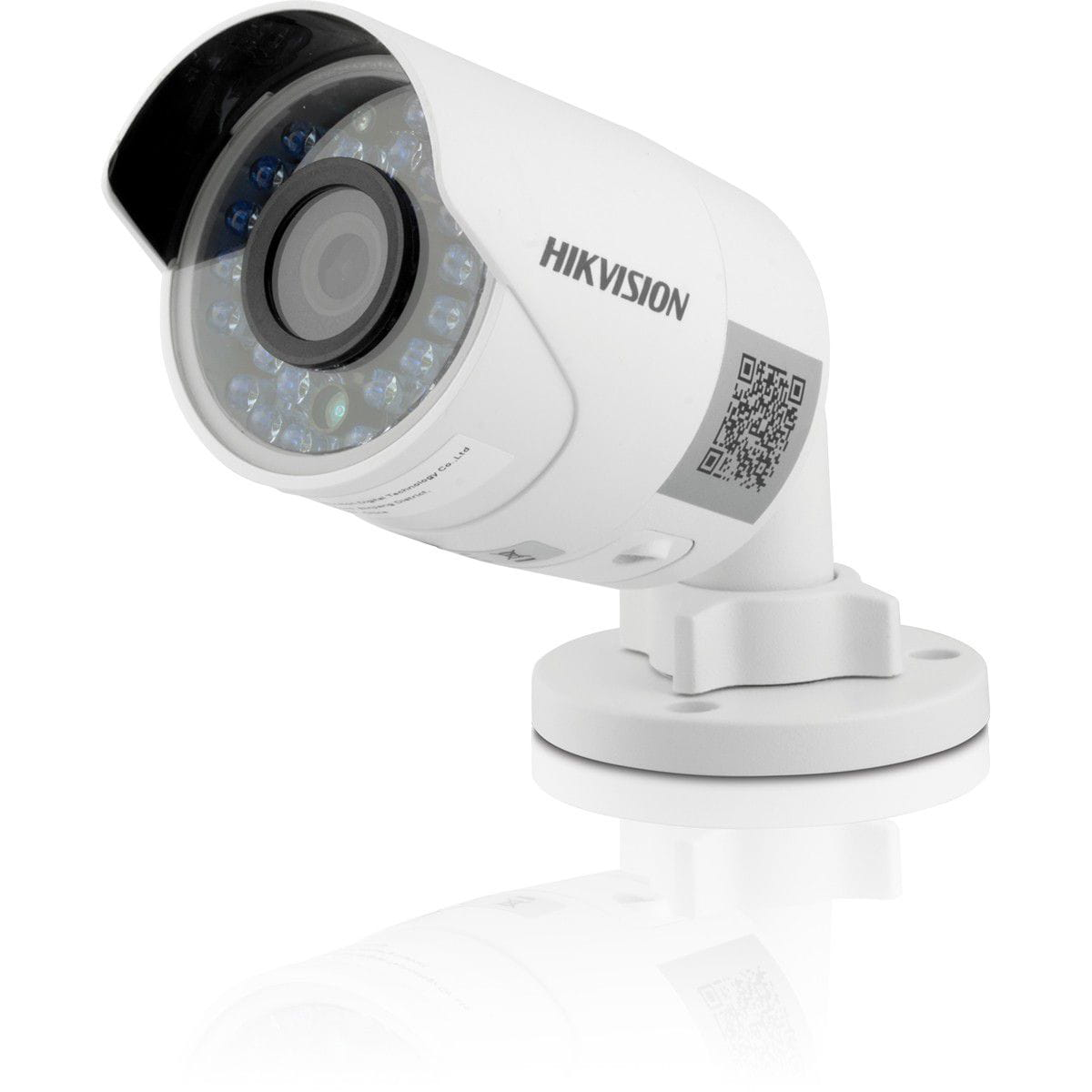 Câmera IP Bullet 1080p IR 30 Metros IP66 4mm NAC-DS-2CD2020F-I Hikvision