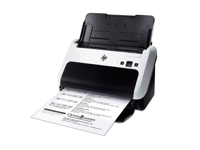 Scanner hp l2737a#ac4 scanjet professional 3000 s2 adf