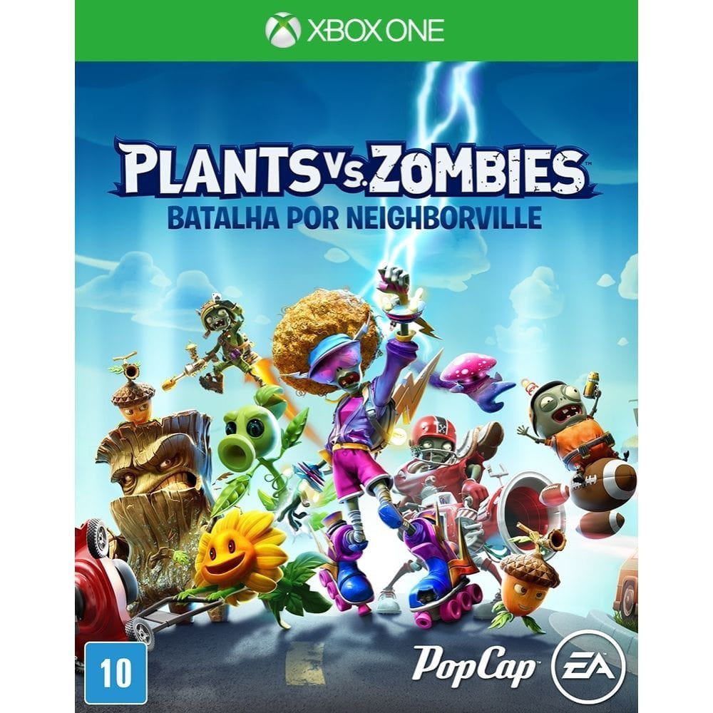 JOGO PLANTS VS ZOMBIES: BATALHA POR NEIGHBORVILL - XBOX ONE