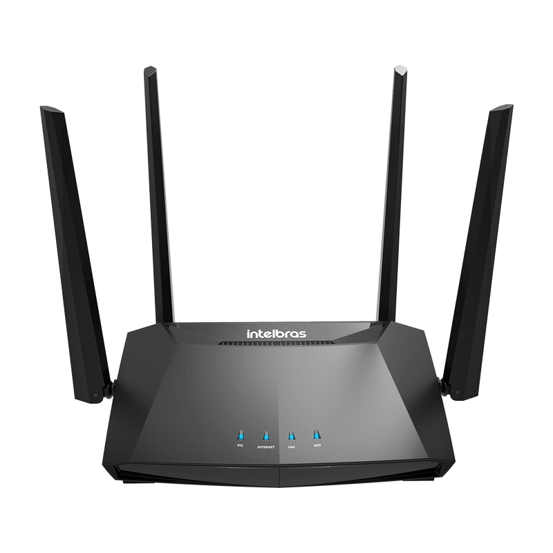 ROTEADOR WIRELESS ACTION RG 1200 - GIGA
