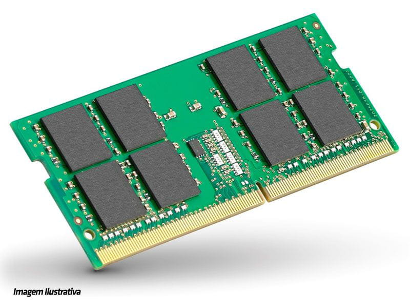 Memoria Notebook Acer/Apple/Hp/Dell/Lenovo Kingston 8GB DDR4 2400MHz CL17 - KCP424SS8/8