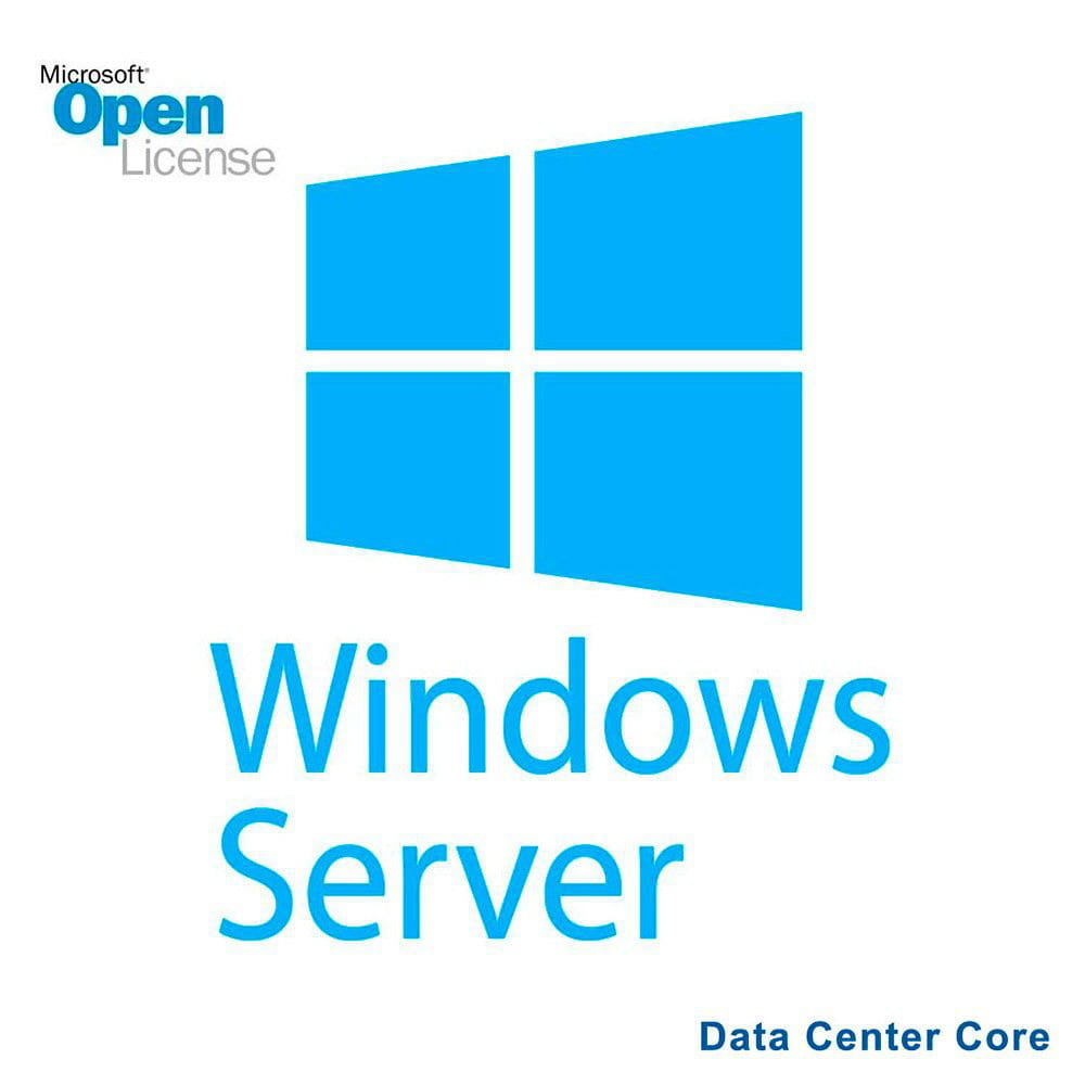 Windows Server DC Core 2019 - SNGL OLP 2Lic NL CoreLic Qlfd