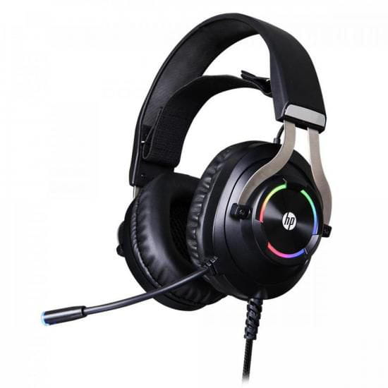 HEADSET GAMER HP 7.1 RGB USB P/N:H360GS