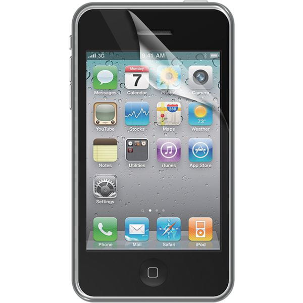 Pelicula Protetora Iphone 3g/s Ultra Clean Pl103 Newlink