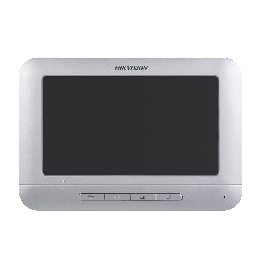 Video Porteiro Hikvision DS-KH2220 monitor interno tela 7 polegadas