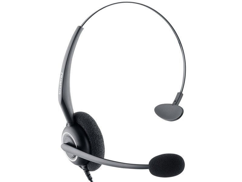 Headset Para Telemarketing Headset 4012145 Monoauricular Chs 55
