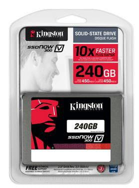 HD Kingston SSD Now V300 SV300S37A 240GB 2.5