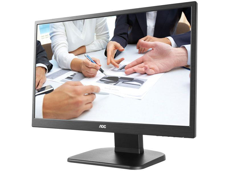 Monitor led 23 aoc m2470pwh 23,6