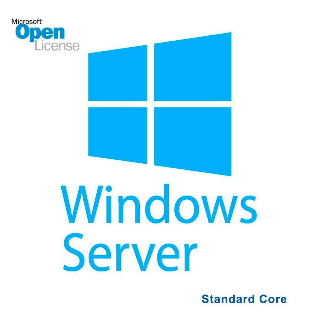 Windows Server Standard Core 2019 - SNGL OLP 2Lic NL CoreLic