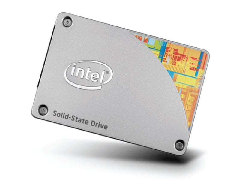Ssd desktop notebook professional intel ssdsc2bf120h501 120gb 2.5in sata 6gb/s 20nm mlc serie 2500