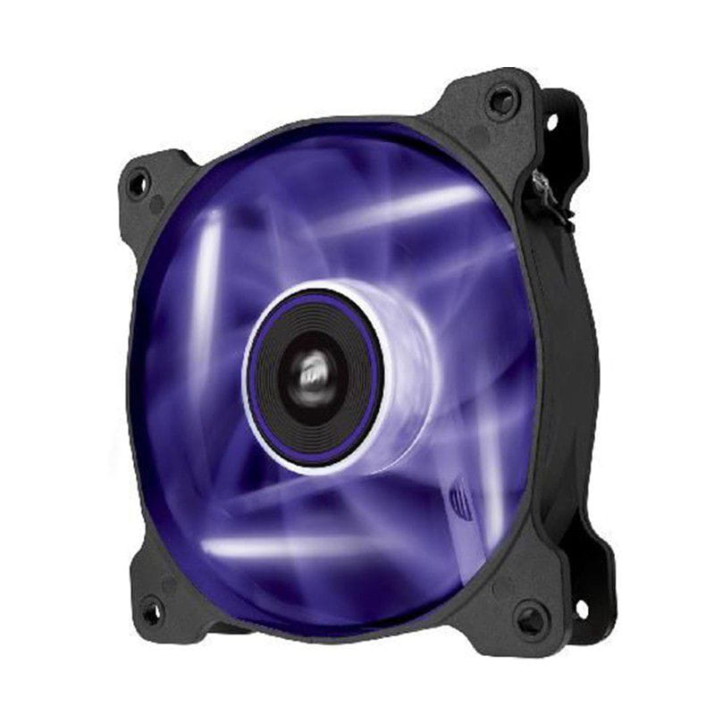 Cooler Gabinete 120mm Corsair AF120 Air Series Led Roxo - CO-9050015-PLED