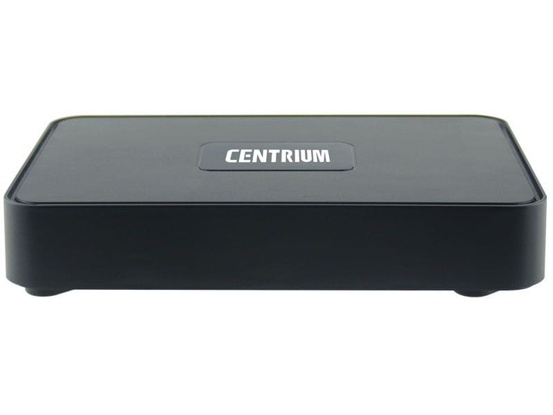 Switch 5 Portas Centrium Security (4 Portas Poe) - APE-RT411-C