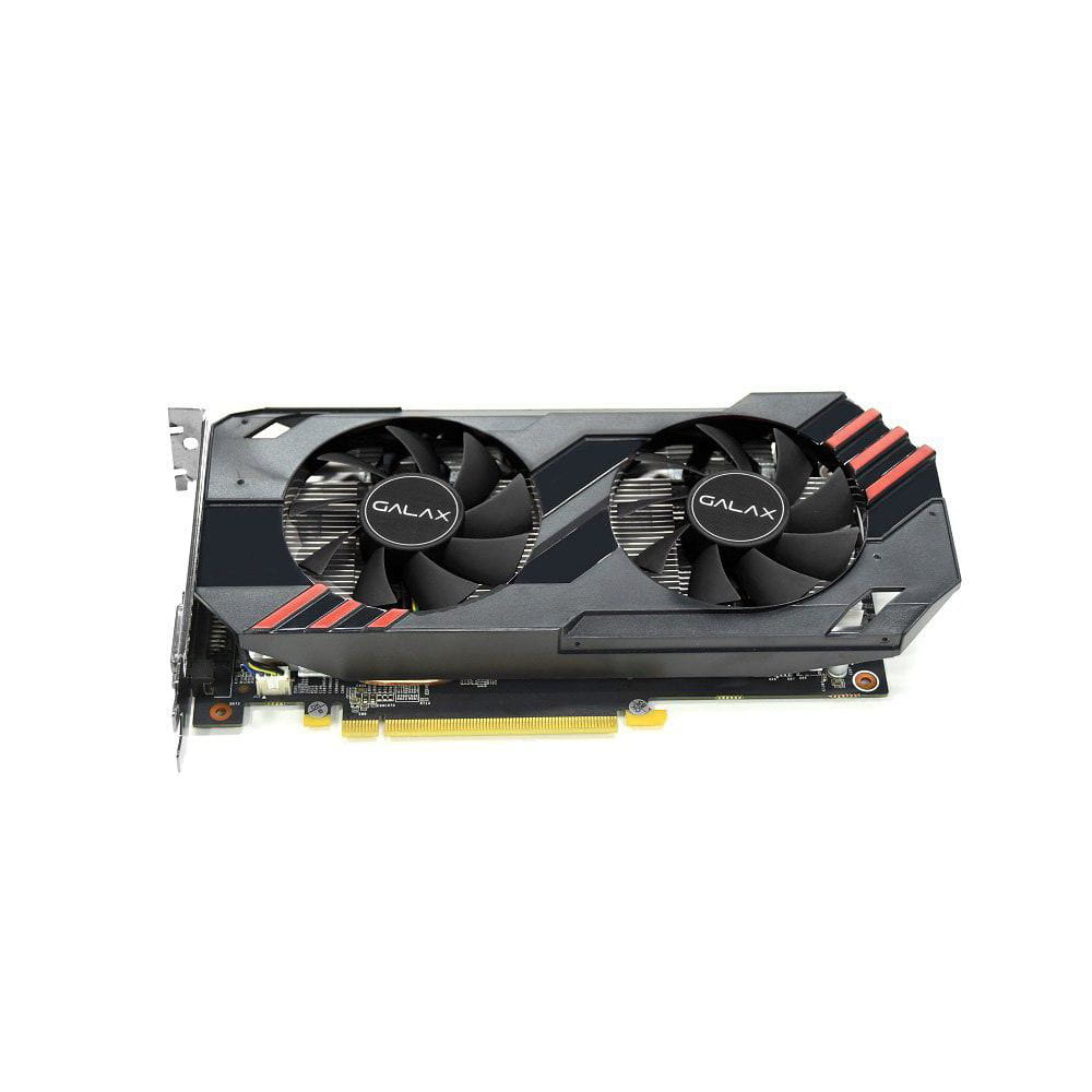 Placa de Video Nvidia GTX1060 6GB Galax OC DDR5 60NRH7DSR4BY