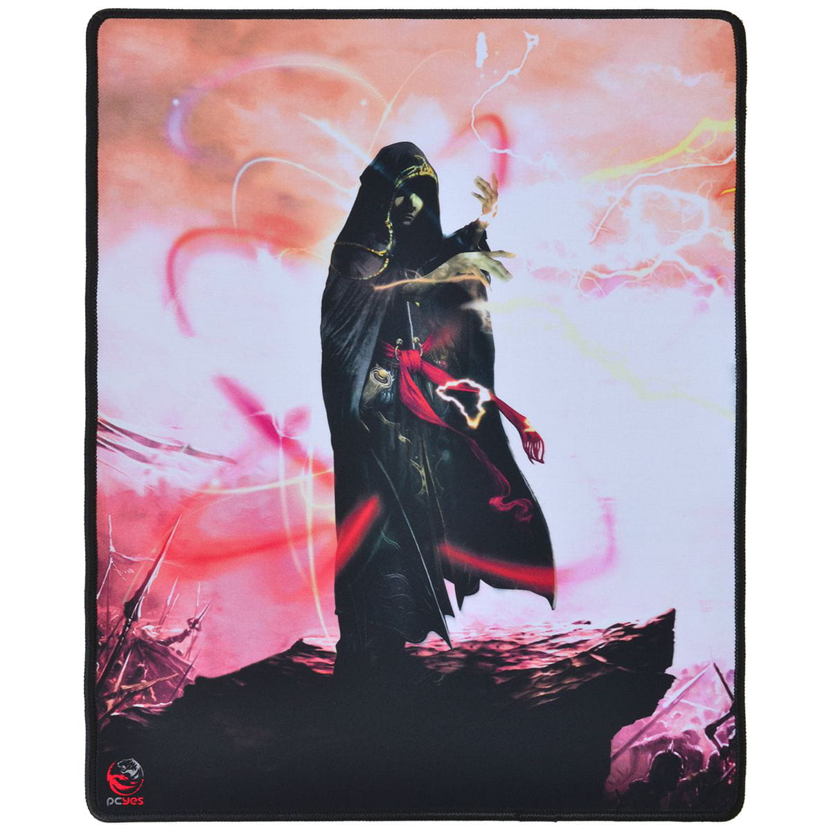 Mouse Pad Pcyes RPG Wizard - 400X500MM - RW40X50