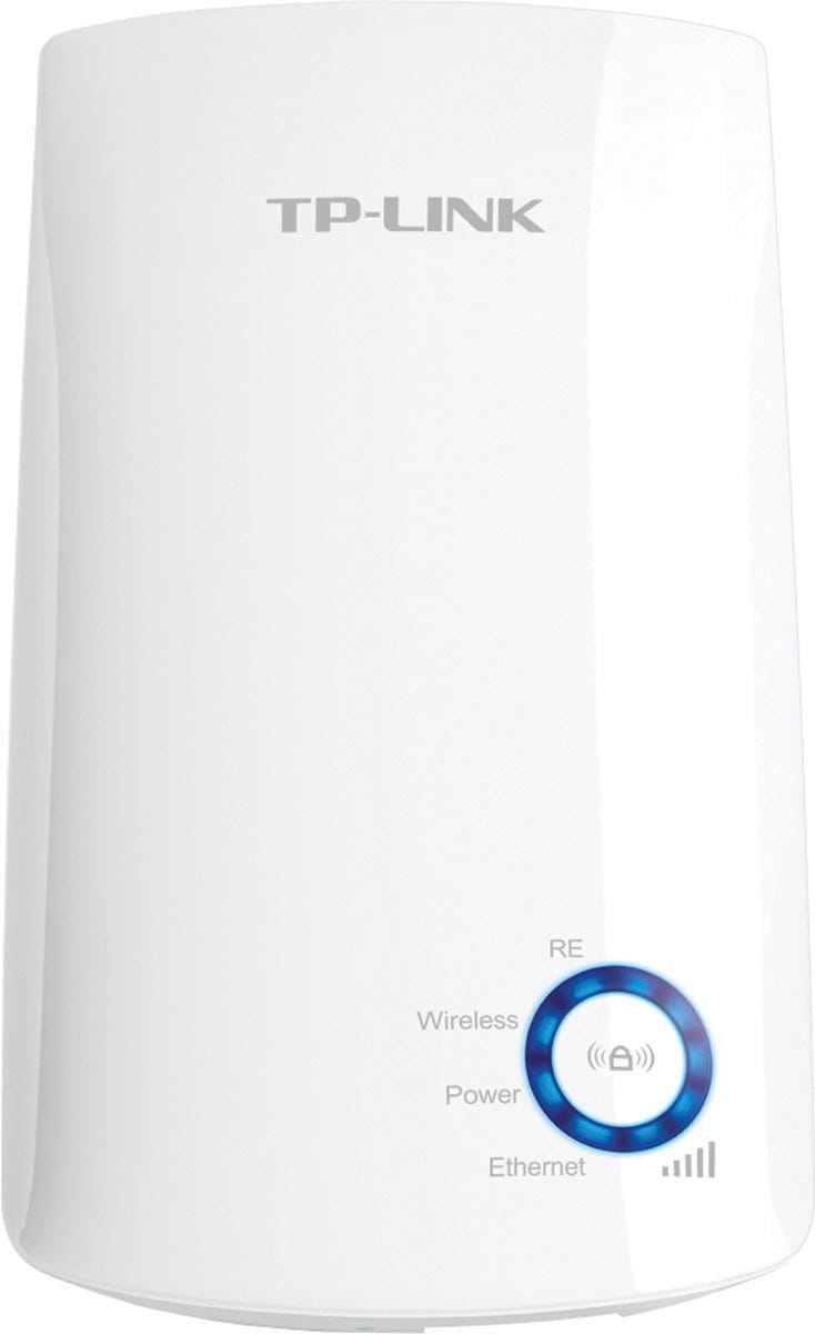 Repetidor wireless 2.4ghz n 300mbps com 2 antenas interna tl-wa850re