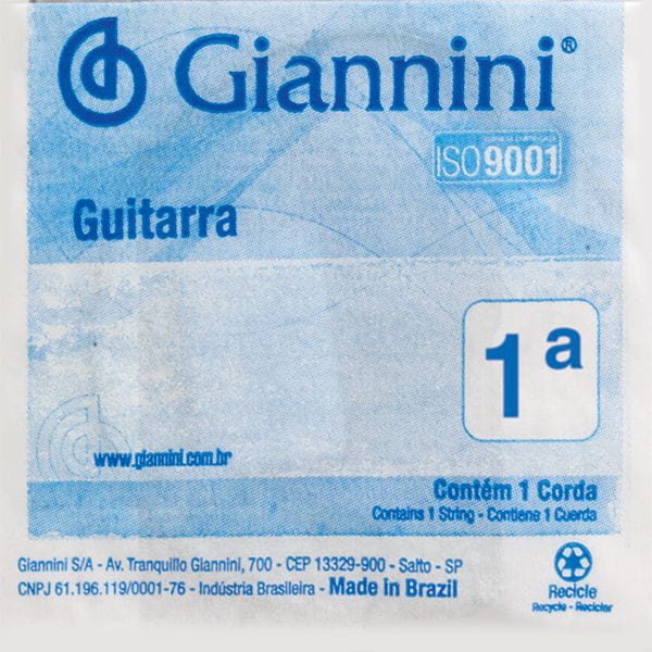 Corda Guitarra Super Light Geegst9.1 Giannini