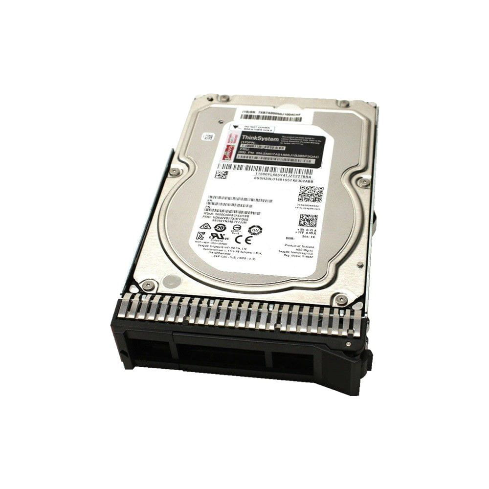 HDD 14TB 7,2K SAS LFF 12GBPS - PART NUMBER LENOVO: 4XB7A13906